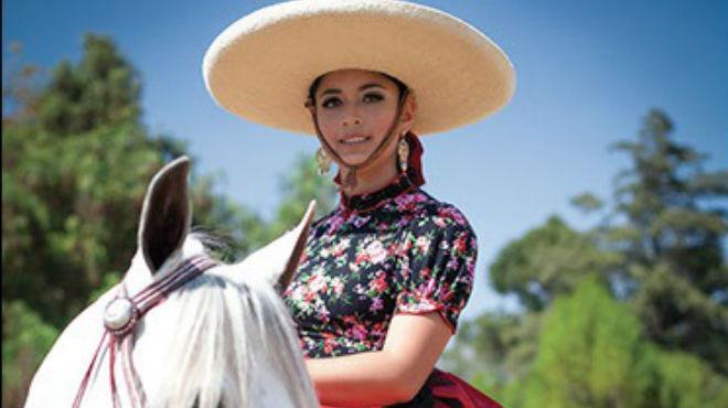 Atenea I Reina de la Feria del Caballo Texcoco 2019